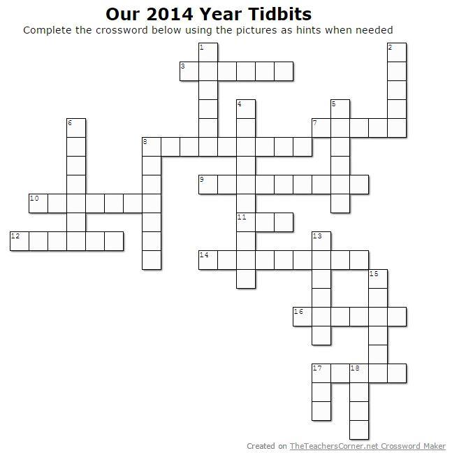 2014 Nelson Year Tidbits